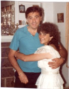 Uncle Don and Maria in the 80s