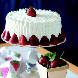strawberry cassata cake recipe