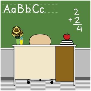 teachersdesk