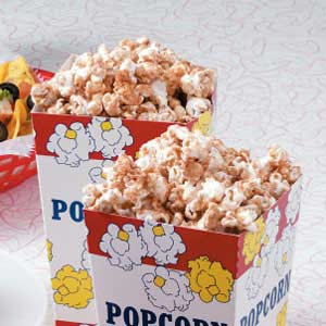 Get your popcorn here!