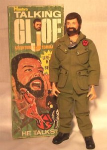 GI Joe, the great love of Skipper's life