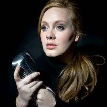 This is the real Adele.