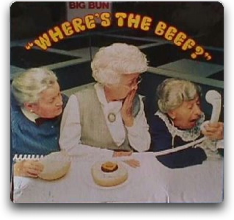 Image result for Clara Peller where's the beef