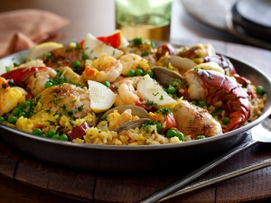 For Paella purists