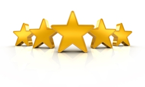 Get your gold stars here