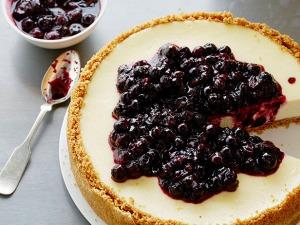 Mmmm cheesecake