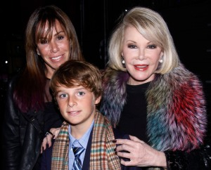 joan rivers and family