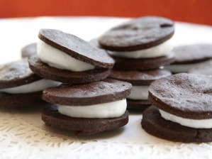 Food Network's homemade Oreos