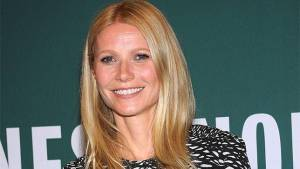 Paltrow accepts the challenge