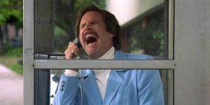 I'm in a glass case of emotion