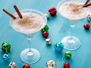 Food Network Sandra Lee Santas Sleigh Cocktail