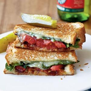 healthy grilled cheese recipe