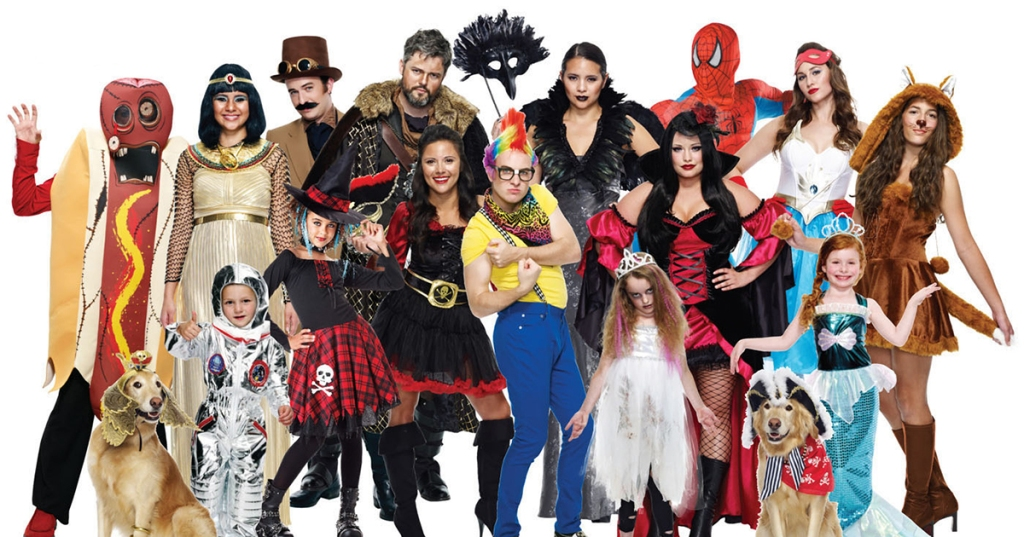VALUE VILLAGE - Pop Culture Inspires Halloween Trends