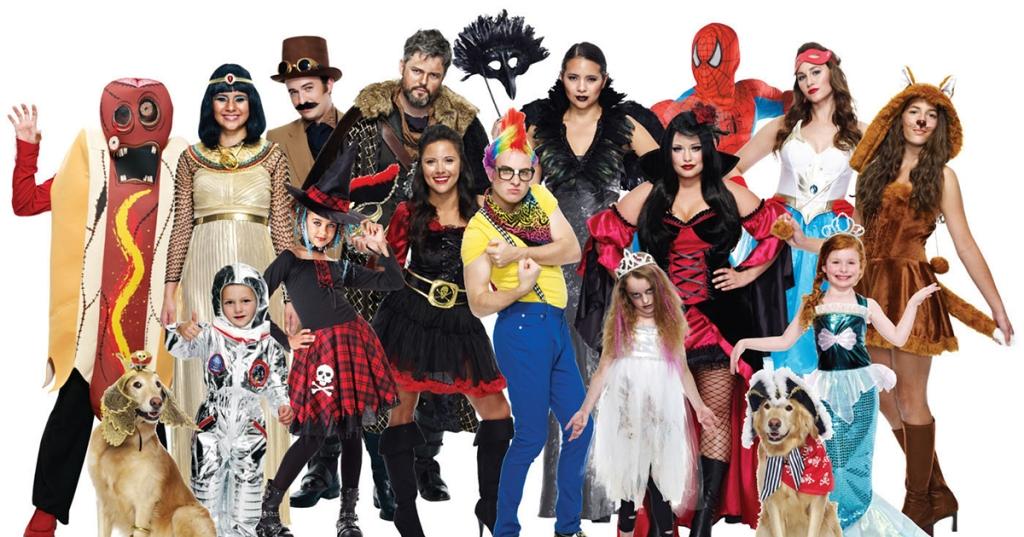 VALUE VILLAGE - Pop Culture Inspires Halloween Trends